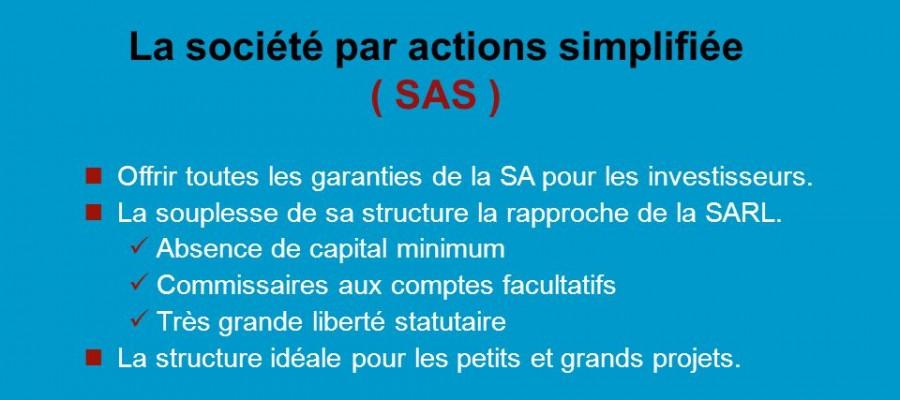 Formalités pour créer une Société par Action Simplifiée