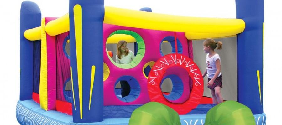 Optez pour les jeux gonflables pour réussir votre événement