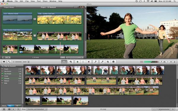Réalisez des montages photo sur mac